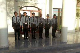 CISG Female guards